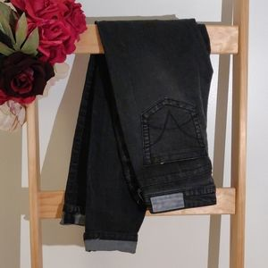 VGS roll up skinny jeans with stretch